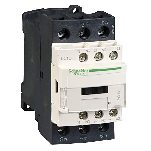 Schneider Electric LC1D25BD TeSys D Conector, 3P AC-3,...