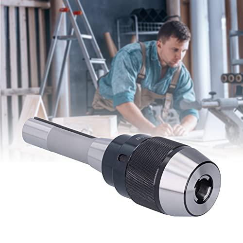 Portabrocas para fresadora, APU16-R8-7/16 Portabrocas para torno con resistencia al desgaste para fresadoras y usado con taladros de percusión