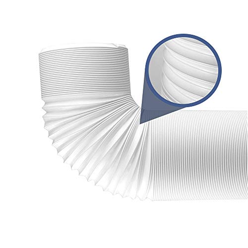 ONELIGHT AC Exhaust Hose, 5.9 inch Diameter AC Exhaust Tube, 79 Inch Length Extention, Universal Fit for Portable Air Conditioner - AC Accessories Parts Replacement