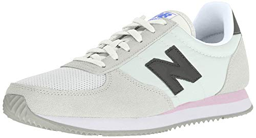 New Balance Damen 220 d Sneaker, White (Arctic Fox Arctic Fox), 38 EU