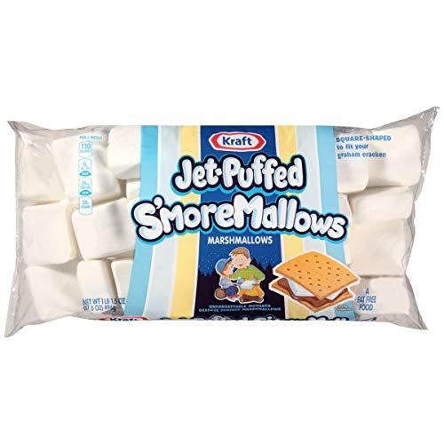 Jet-Puffed S'more Mallows Marshmallows (17.5 oz Bag)
