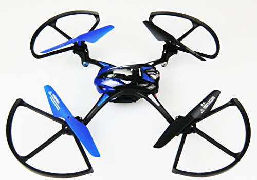 MUSE Rayline R8 Quadrocopter mit HD Kamera