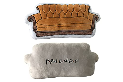 Cojín Friends Divan – Cojín cómodo y Agradable de apretar – Diseño: Divan Friends – Regalo para Fan y Apasionado Dimensiones: 60 x 40 cm