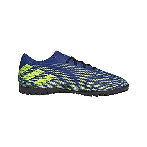 adidas Nemeziz .4 TF, Zapatillas de fútbol Hombre, AZUREA/Amasol/NEGBÁS, 40 2/3 EU