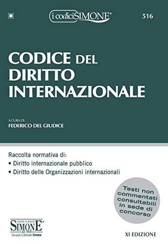 Codice del diritto internazionale