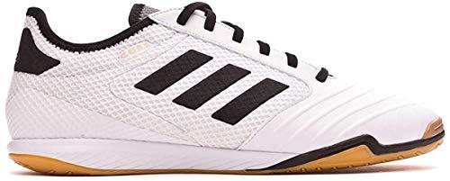 adidas Copa Tango 18.3 Sala, Scarpe da Calcetto Indoor Uomo, Bianco (Ftwbla/Negbás/Ormetr 000), 40 EU