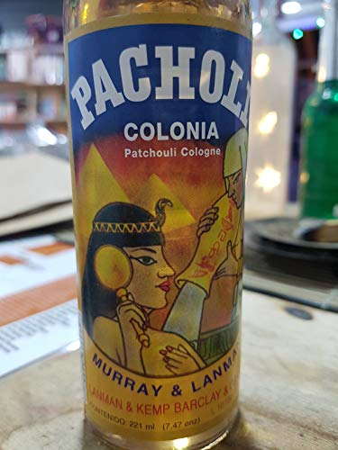 Colonia Pachuli, Murray Patchouli Cologne