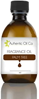Palm tree fragrance oil concentrate 250ml for soap bath bombs and candles cosmetics.