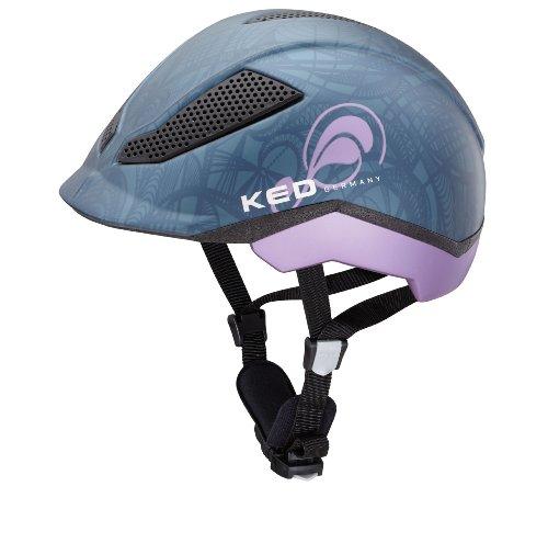 KED Helm Pina Cycle und Ride, Nightblue Matt, S 50-53 cm, 14556200S