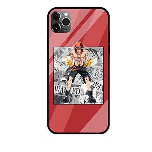 ZMMZ Anime - Funda protectora para iPhone 12 Pro Max-6.7 pulgadas Y-12