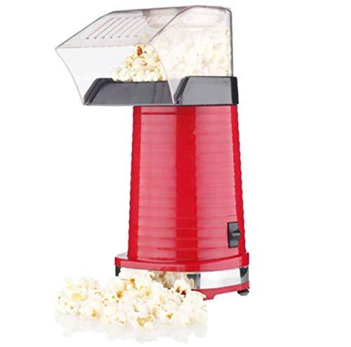 Buy WJH9 Home Mini Hot Air Popcorn Machine Healthy Homemade Snacks, Suitable for Movie Night Sleeper...