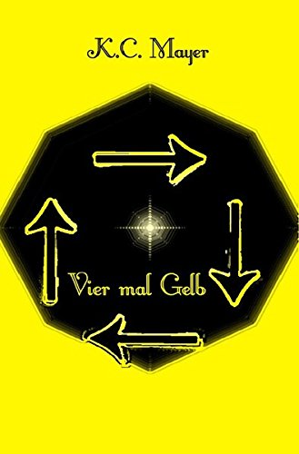 Vier mal Gelb