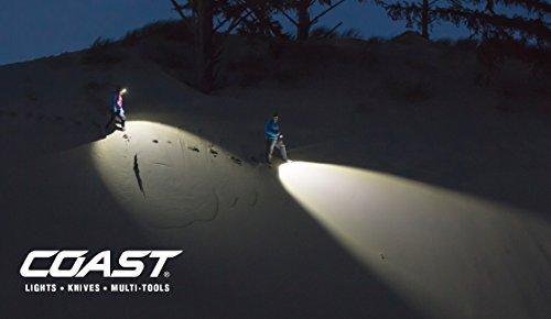 Coast CTT7497 Cuchillo Tascabile,Unisex - Adulto, Rojo, un tamaño 1