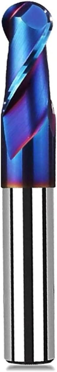 FRSDMY Save money Ball Nose Max 43% OFF End Mill Tungsten Router Bit Carbide Cutter Mi