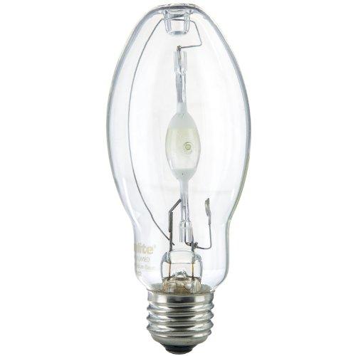 Sunlite MH150/U/MED 150-Watt Metal Halide Bulb, Medium Base, Clear