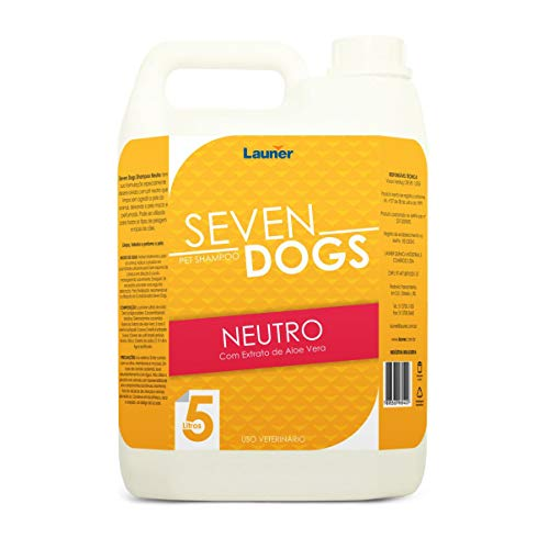 NEUTRAL PUPPY SHAMPOO SEVEN DOGS (5 Liters)