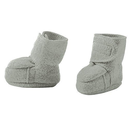Disana 34410XX - Walk-Babyschuhe Wolle grau, Size / Größe: 4 - 8