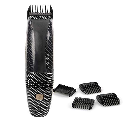 Cordless Hair Clipper Automatische Hair Clipper USB opladen tondeuse Adult Razor, Low Noise en Low Vibration, Automatische Hair Zuig