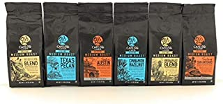 Cafe Ole' Gourmet Coffee Gift Sampler Package