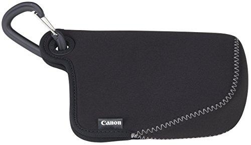 Canon 6241B001AA Kameratasche SC-DC80 Case in schwarz für Canon PowerShot D20, D30