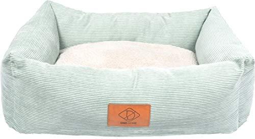 D&D& Home Sofa Bas - Hondenmand - Mint - M - 58 x 48 x 19 cm