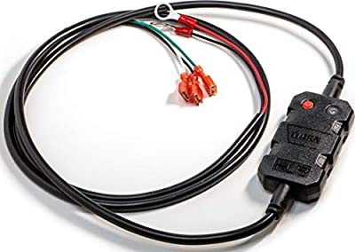 WARN 103950 Wireless HUB Receiver and Phone App - for Powersports Winches (VRX, ProVantage, Vantage)