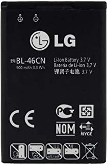 LG EAC61778401 Lithium Ion Battery for LG BL-46CN/A340 - Original OEM - Non-Retail Packaging - Black