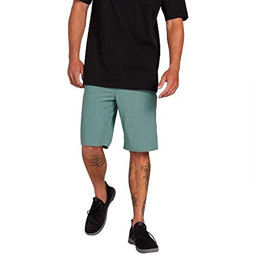 Volcom - Boardshort Frickin Surf N' Turf Static 2 - Bañador Hombre - Azul