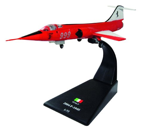 F-104 Starfighter diecast 1:100 model (SL-14)
