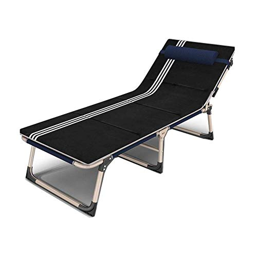 Siesta Lit inclinable inclinable pour camping (couleur : T2) HRTT, T4.