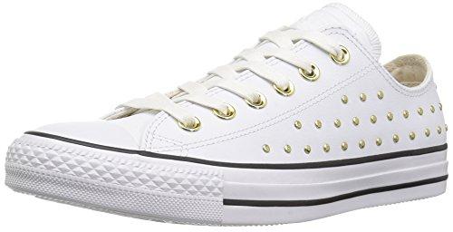 NeroGiardini A908961D Sneaker Altas Mujer De Piel, Ante Y Charol - Negro 37 EU (Ropa)