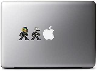8-Bit Daft Punk Decals for MacBook, iPhone 5S, Samsung Galaxy S3 S4, Nexus, HTC One, Nokia Lumia, Blackberry