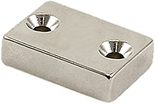 Dia Thick 10 St/ück 1 St.-Packung S/üd 2,5kg Anziehungskraft First4magnets F124S-10 12mm Durchmesser x 4mm dicker x 4,2mm c//Versenkung Neodym-Magnet