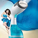 Jukkre Travel Clothes Steamer- Top Handheld Steamer for Clothes -Fast Heat-up Portable Steamer