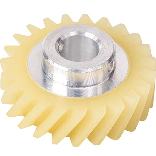 Ultra Durable W10112253 Mixer Worm Gear Replacement Part by Blue Stars  Exact Fit For Whirlpool & KitchenAid Mixers - Replaces 4162897 4169830 AP4295669