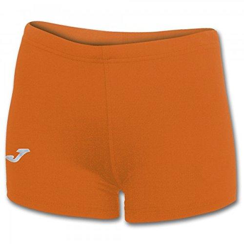 Joma Complementos, Mujer, Calentador Bermuda Lycra Naranja, S
