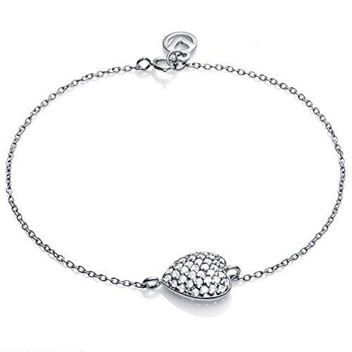 Pulsera Viceroy Jewels 5020P000-30 Corazón Plata de Ley