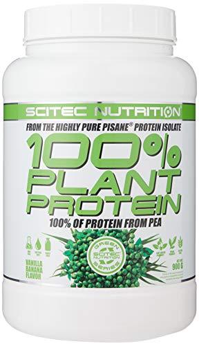 100% Plant Protein 900g Banane-Vanilla