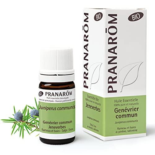 Pranarom Aceite Esencial Enebro Bio - 5 ml