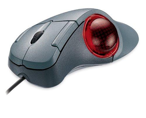 Microsoft D67-00001 Trackball Optical Mouse