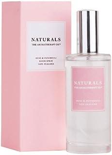 アロマセラピーカンパニー Naturals フレグランスルームスプレー ローズ&パチュリ Rose& Patchouli ナチュラルズ Fragrance Room Spray AROMATHERAPY COMPANY