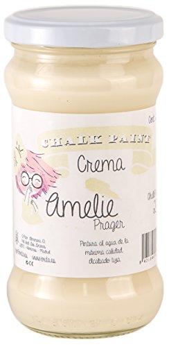 Amelie Prager 280-27 Pintura a la Tiza, Crema, 280 ml