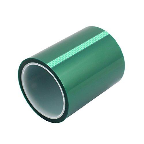 Aexit 120mm Breite 33M Länge grünes PET-Klebeband hitzebeständiges L-ötmittel (45ee8b0ee0e4bae4171576521cfd59b7)