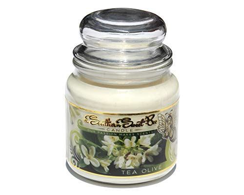 Southern Sweet Bee, Tea Olive, Scented Candle