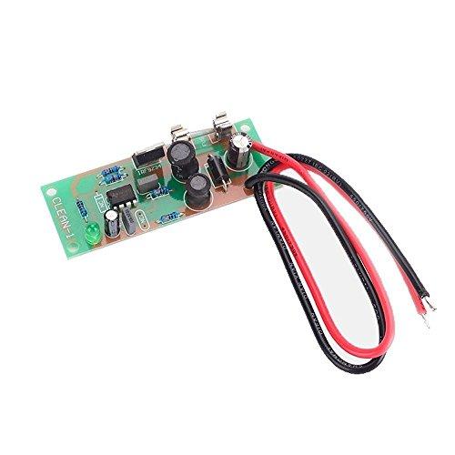 12 Volt Blei-Säure-Batterie-Desulfator-Bausatz mit Reverse-POL-Schutz