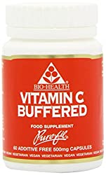 Buffered vitamin C in vegetable capsules Its main source in the diet is from fruit and vegetables. The most useful of all vitamins for overall health maintenance Suitable for vegans Vyomax deluxe is formulated with a small percentage of soy protein i...