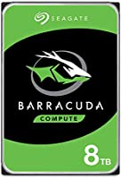 [US Deal] Save on Seagate Barracuda Internal Hard Drive 8TB. Discount applied in price displayed.