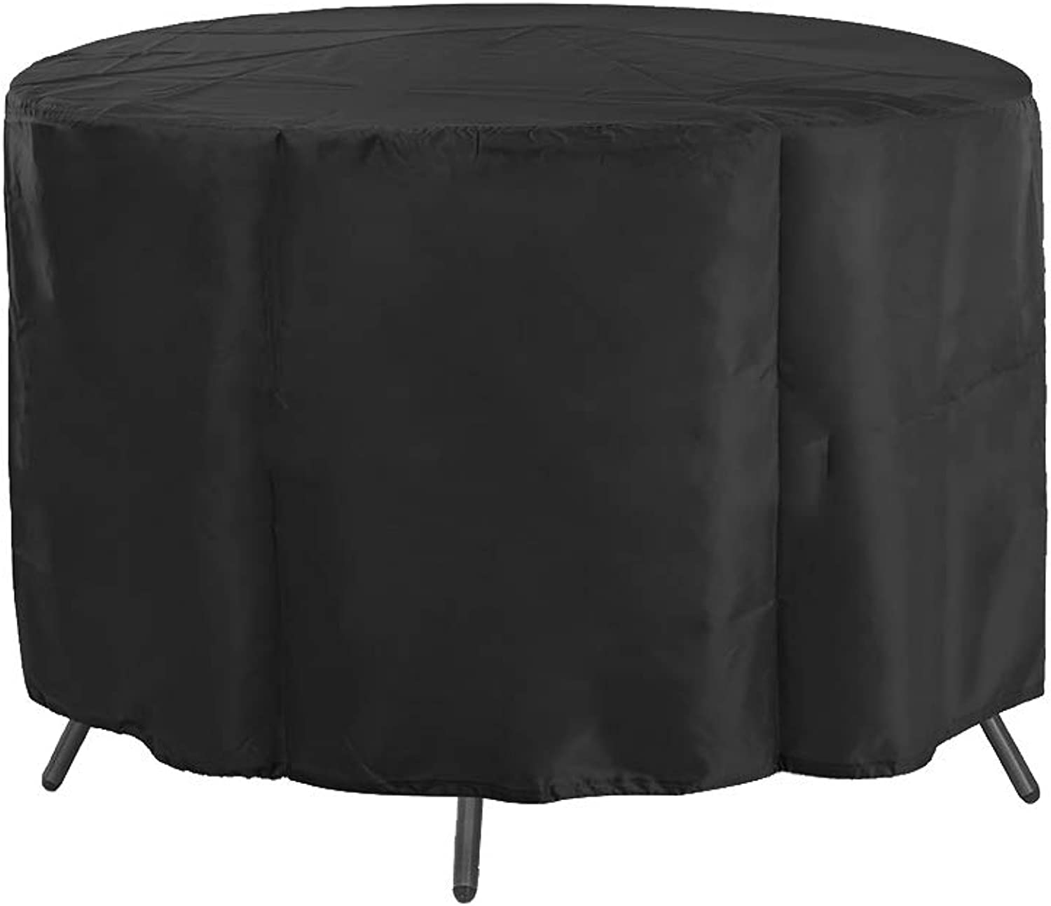 Dust GuardDust Cover Predective Cover Furniture Cover, Waterproof Dust-Proof Anti-UV Black 128  71cm, Suitable for Outdoor Garden Oxford Cloth