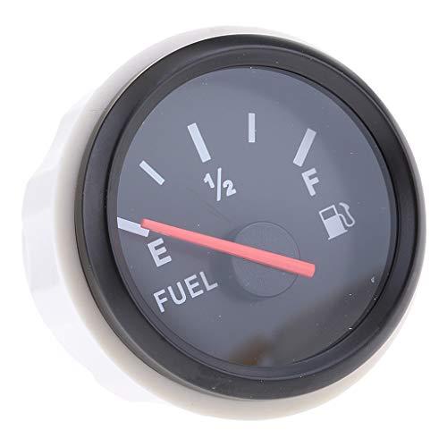 Medidor de Nivel de Gasolina de 52mm Accesorio de Modificac�