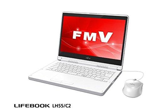 FMVL55C2W(アーバンホワイト) LIFEBOOK LHシリーズ 「じぶん」パソコン 14.0